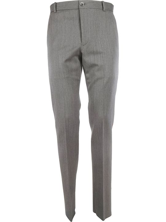Thom Browne Tailored Signature Trim Trousers