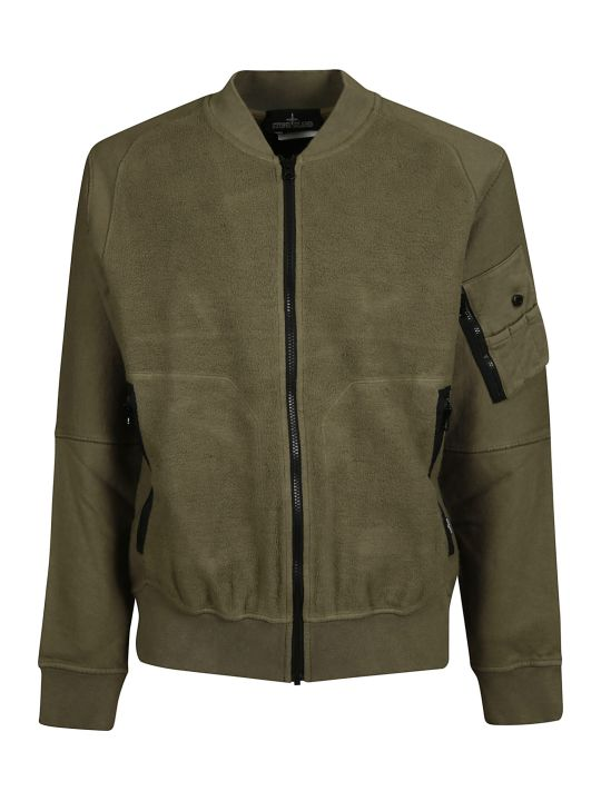 Stone Island Shadow Project Classic Bomber