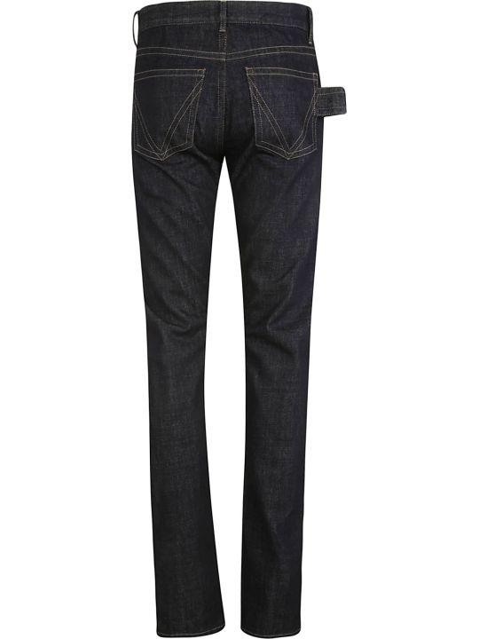 Bottega Veneta Straight Denim Jeans