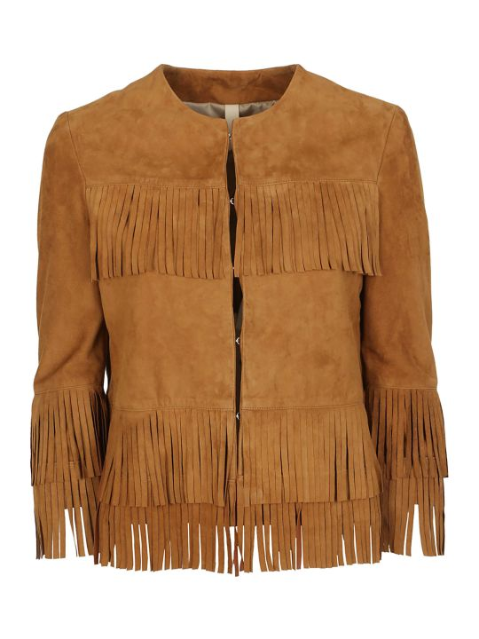 Unfleur Fringed Jacket