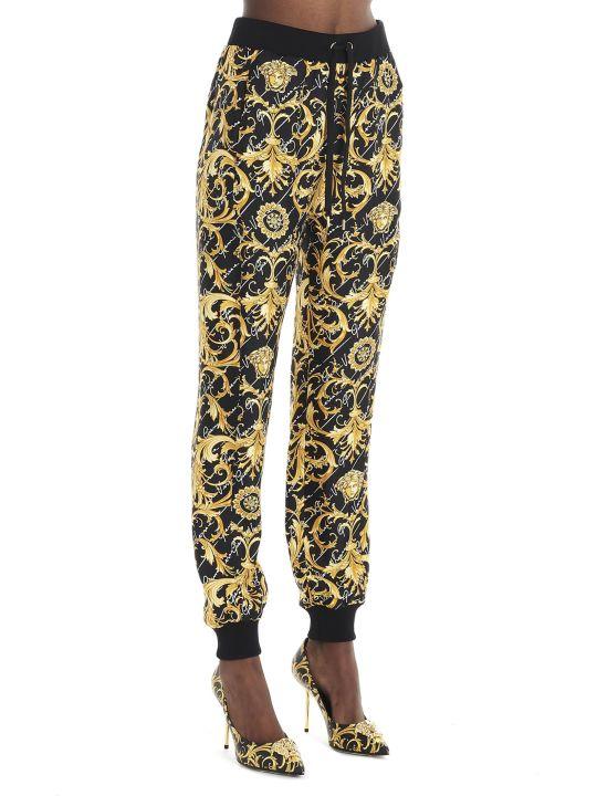 Versace 'heritage Signature' Sweatpants