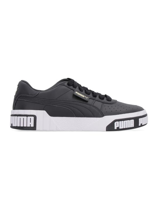 Puma Cali Bold Leather Sneakers