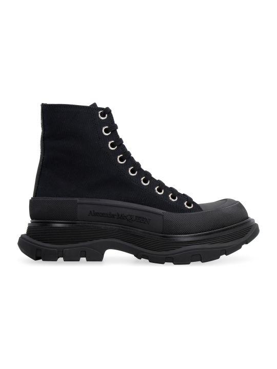 Alexander McQueen Tread Slick Chunky Sneakers