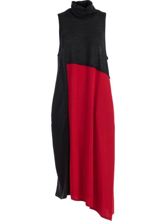 Y's Dress W/s High Neck
