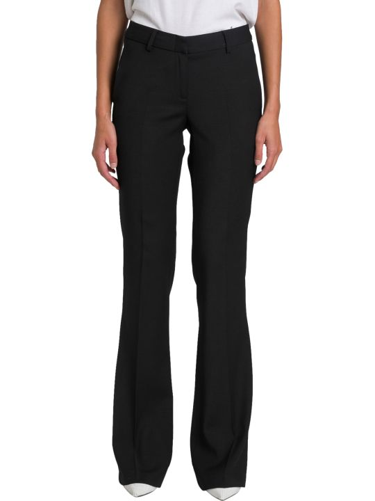 Tonello High-rise Flared Trousers