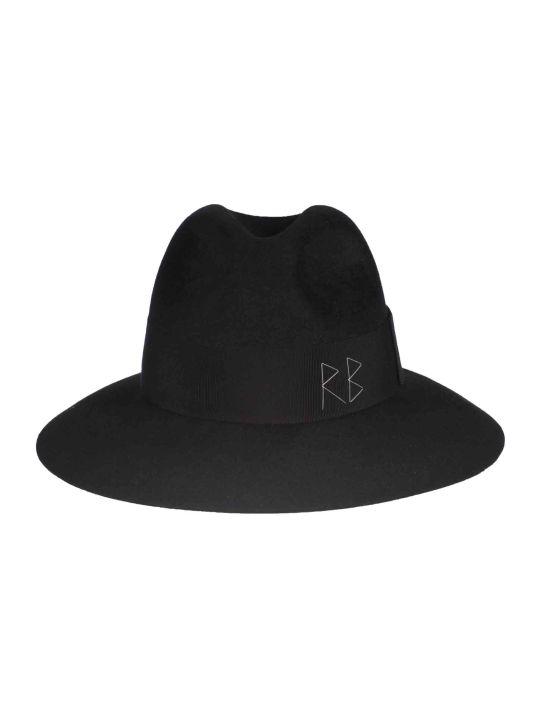 Ruslan Baginskiy Stitch Detail Hat