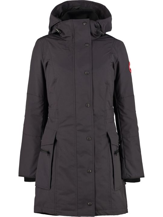Canada Goose Kinley Parka With Hood