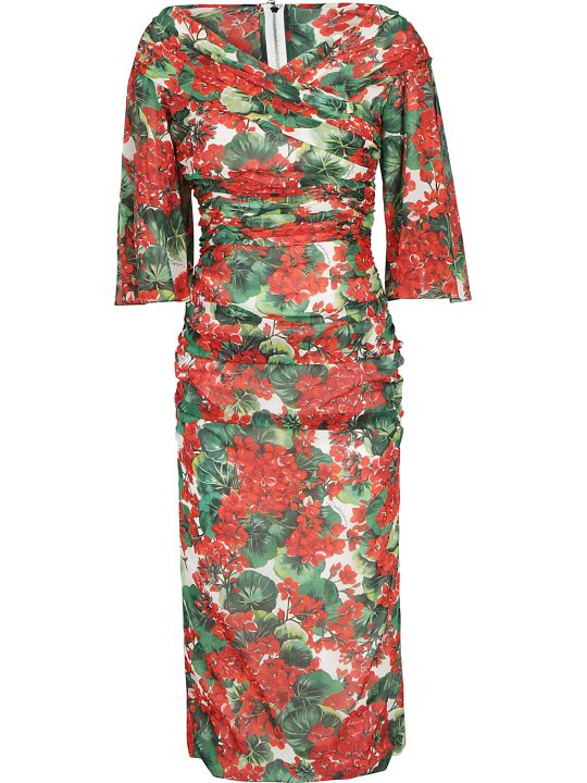 Dolce & Gabbana Silk Dress