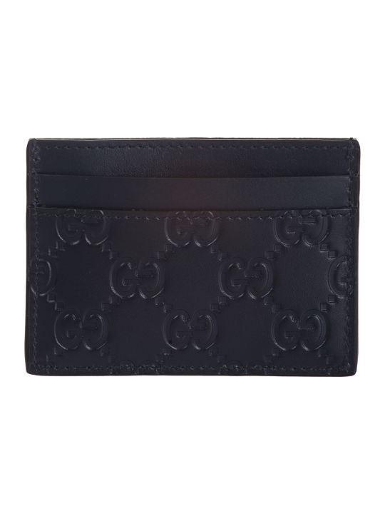 Gucci Signature card case