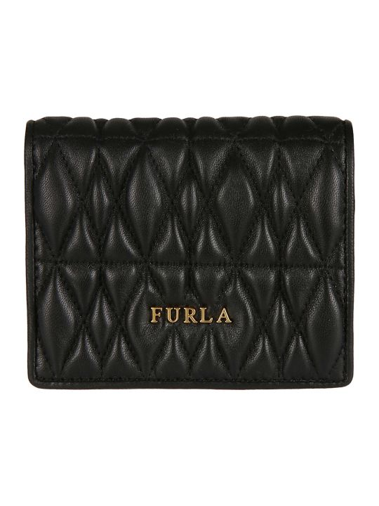 Furla Quilted Wallet