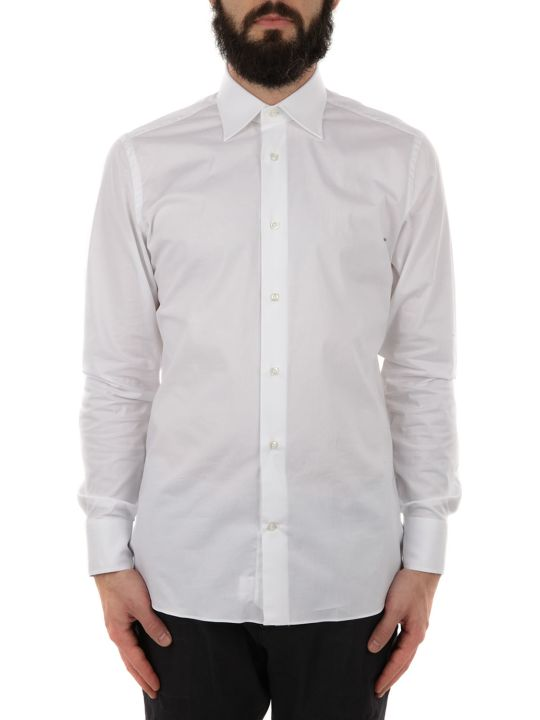Borriello Napoli Classic Cotton Shirt