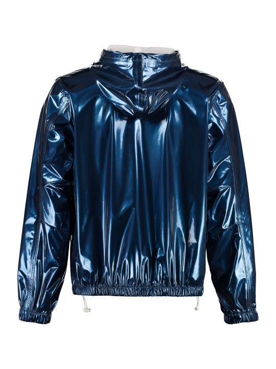 Givenchy Technical Fabric Hooded Jacket
