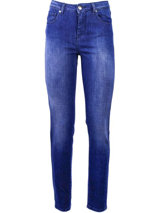 Fay Blue Cotton  Jeans