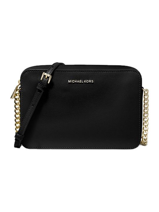 Michael Kors Jet Set Lgev Cross Body Oro