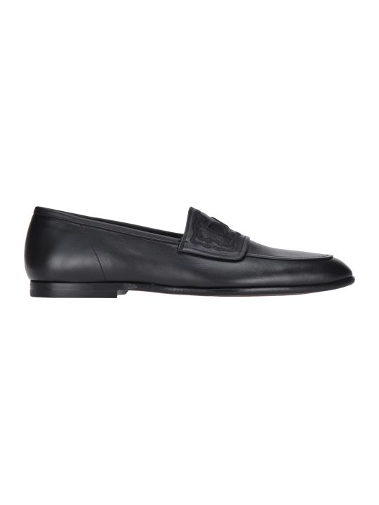 Dolce & Gabbana Dolce&gabbana King City Logo Loafer