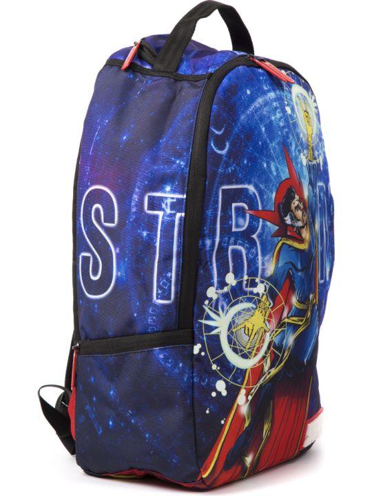 Sprayground Multicolor Dr. Strange By Marvel Pvc Backpack