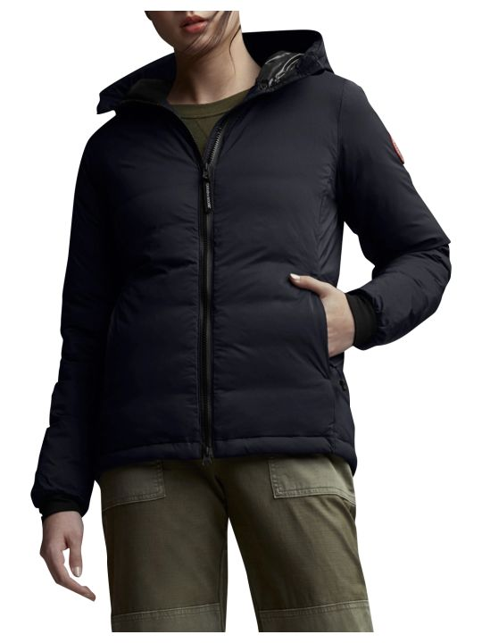 Canada Goose Down Jacket Blue