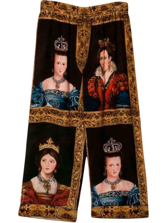 Dolce & Gabbana Dolce And Gabbana Kids Pants