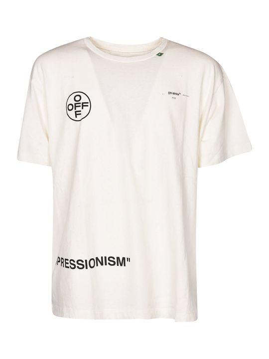 Off-White Impressionism Print T-shirt