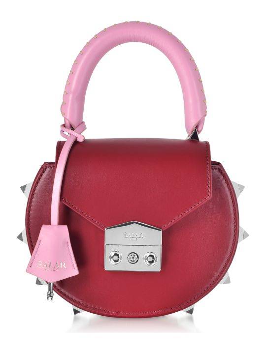 Salar Mimi Multicolor Top Handle Shoulder Bag
