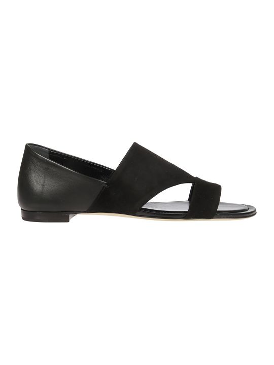Tod's Cut-out Sandals