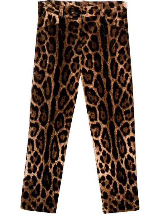 Dolce & Gabbana Dolce E Gabbana Kids Pants