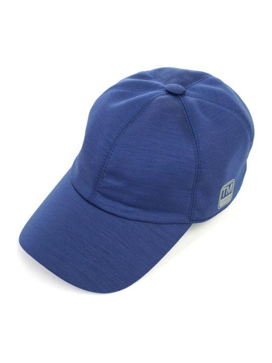 Z Zegna Essential Side Logo Baseball Cap