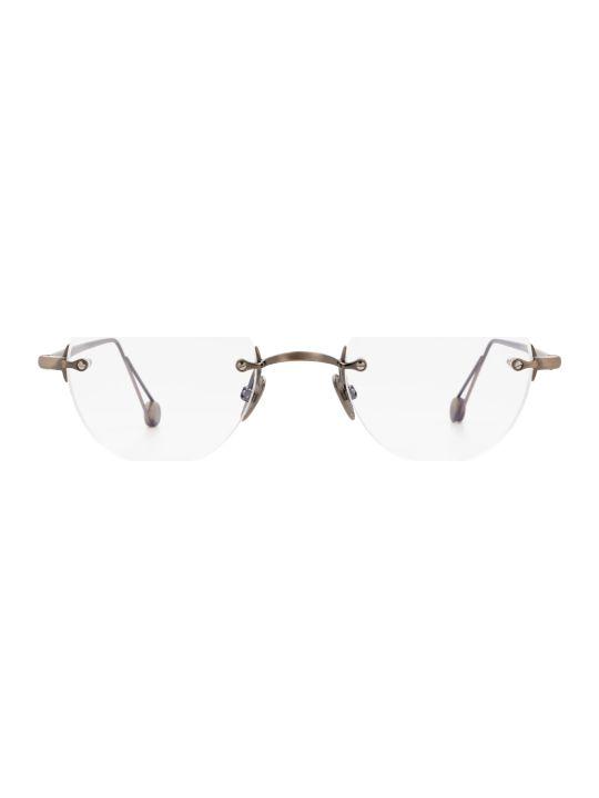 AHLEM Ahlem Mabillon Gold Glasses