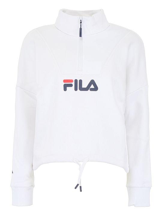 Fila Sylvia Sweatshirt With Heritage Logo