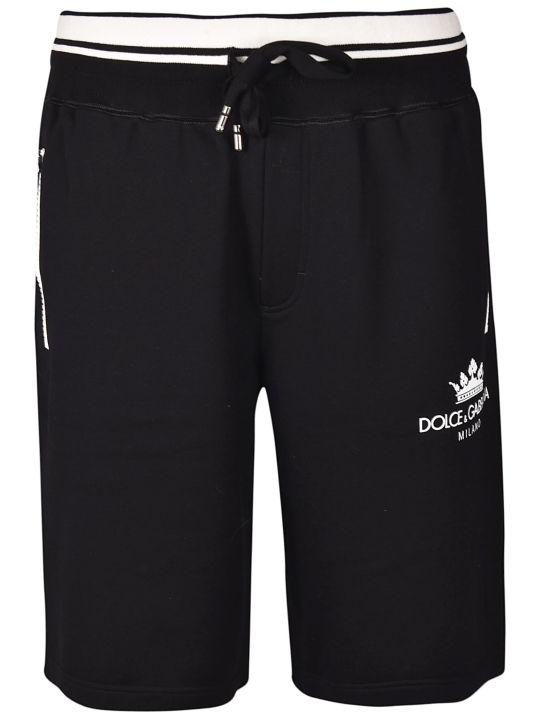 Dolce & Gabbana Logo Shorts