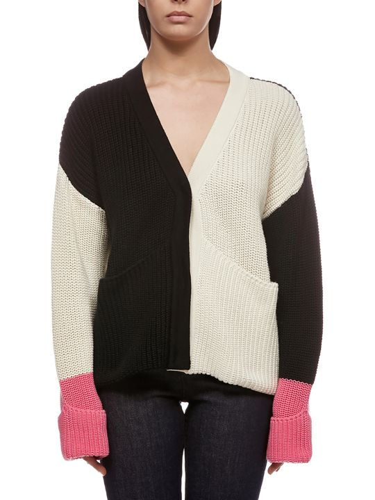 Valentine Witmeur Lab Oversized Knitted Cardigan