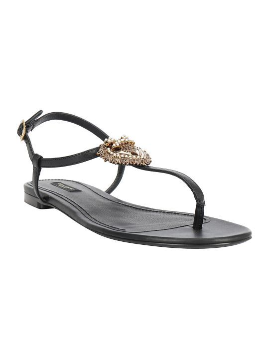 Dolce & Gabbana Thong Sandals