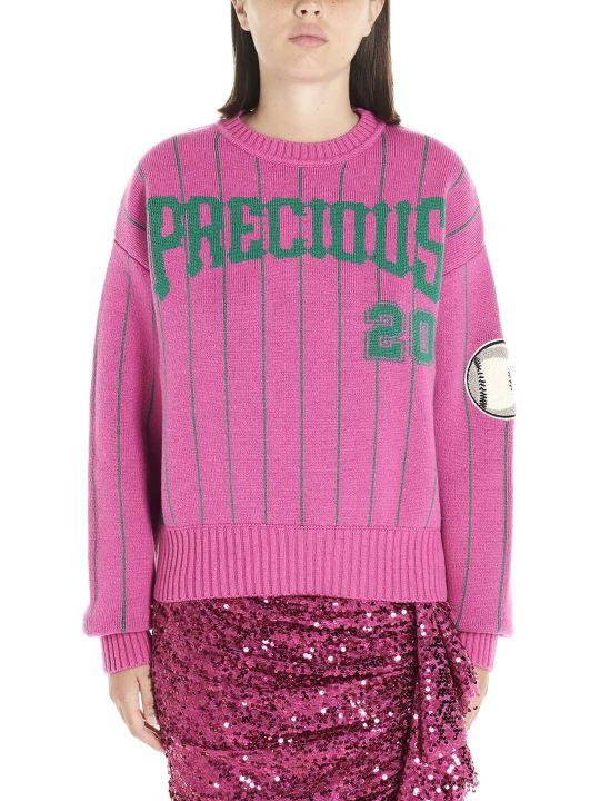Nervure 'precious' Sweater