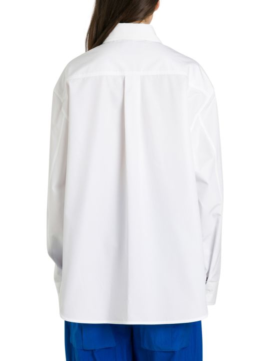 Colville Popeline Shirt With Patch Pockets