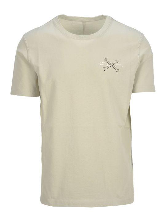 Ben Taverniti Unravel Project Unravel Bones Logo Print T-shirt