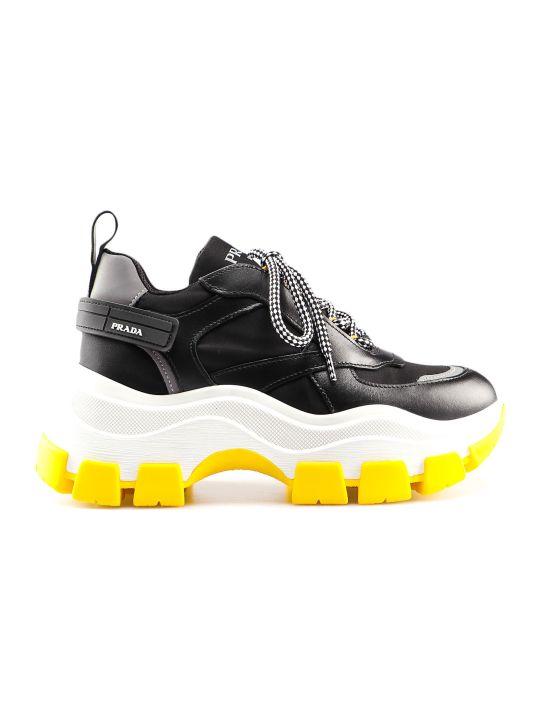 Prada Pegasus Sneaker 075
