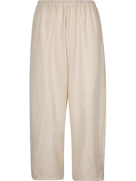 A Punto B A.b Elasticated Cropped Trousers
