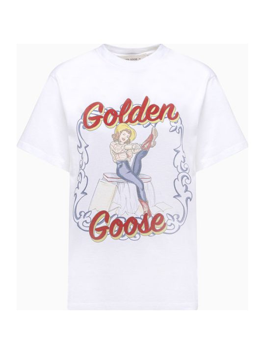 Golden Goose T-shirt G36wp124.g1