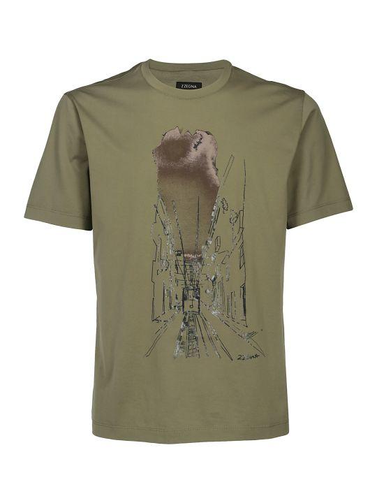 Z Zegna Z-zegna T-shirt