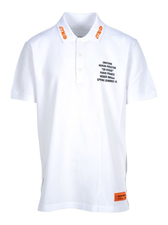 HERON PRESTON Polo Metal Worker