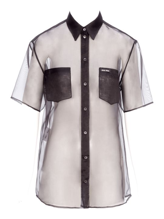 Miu Miu Shirt Look #10
