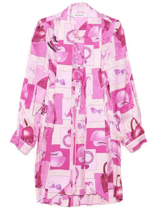 Balenciaga 'balenciaga Accessories' Dress