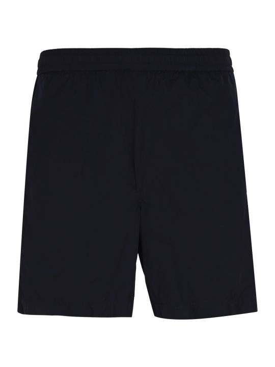 Moncler Techno Fabric Bermuda-shorts