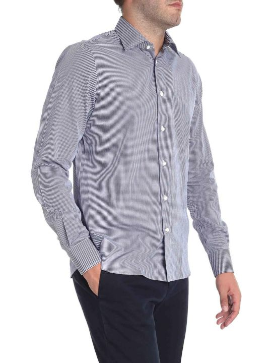 G. Inglese Cotton Shirt
