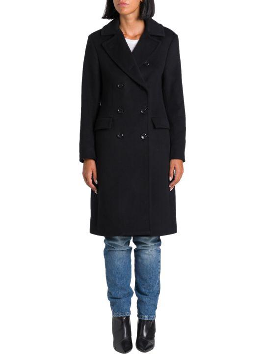 Paltò Saville Double Breatsed Coat