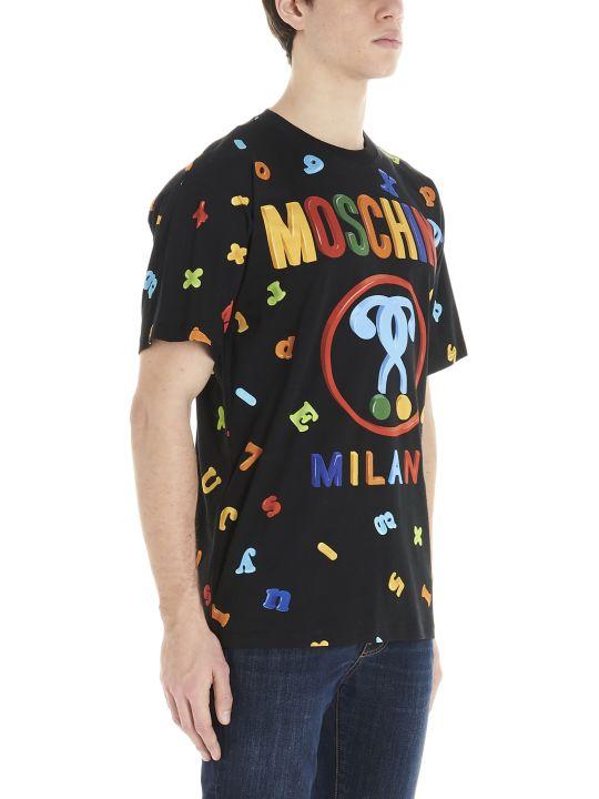 Moschino 'logo Magneti' T-shirt