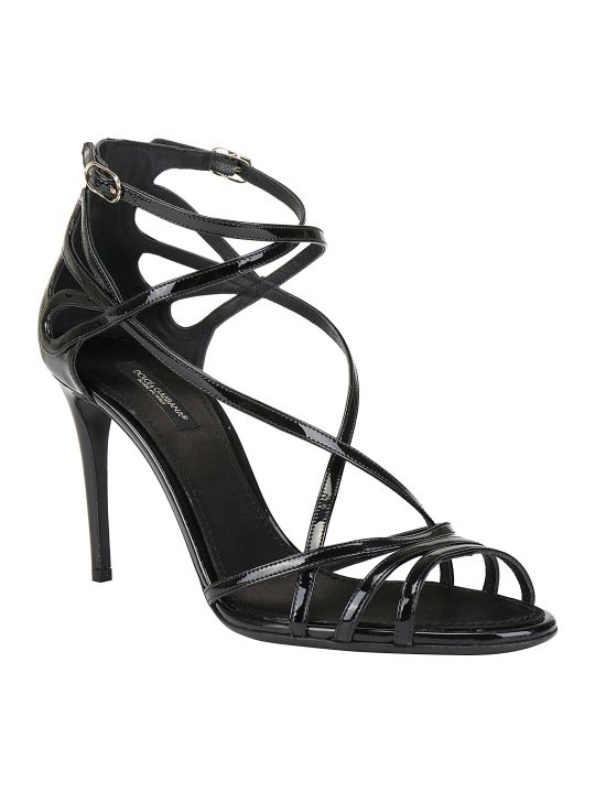 Dolce & Gabbana Givenchy Keira Patent Sandals