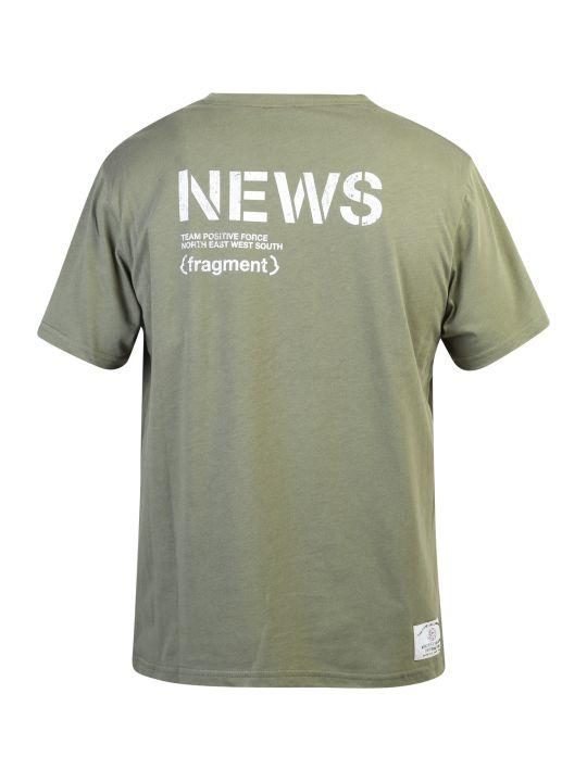 Moncler Genius Printed T-shirt