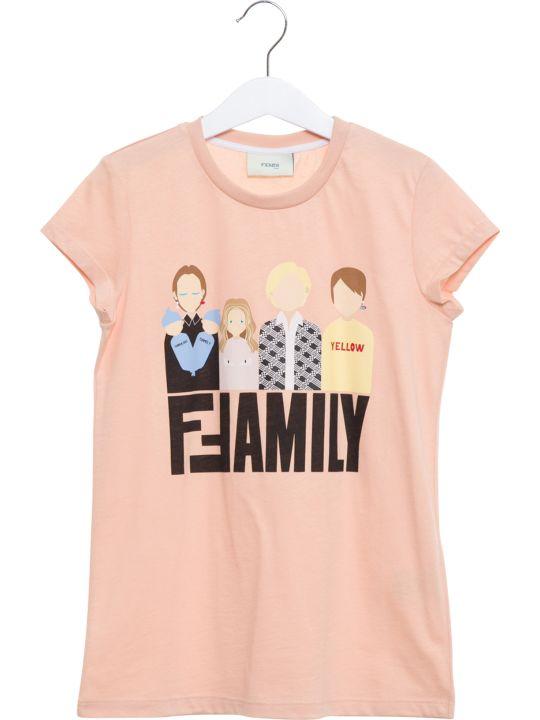 Fendi Ffamily Tee