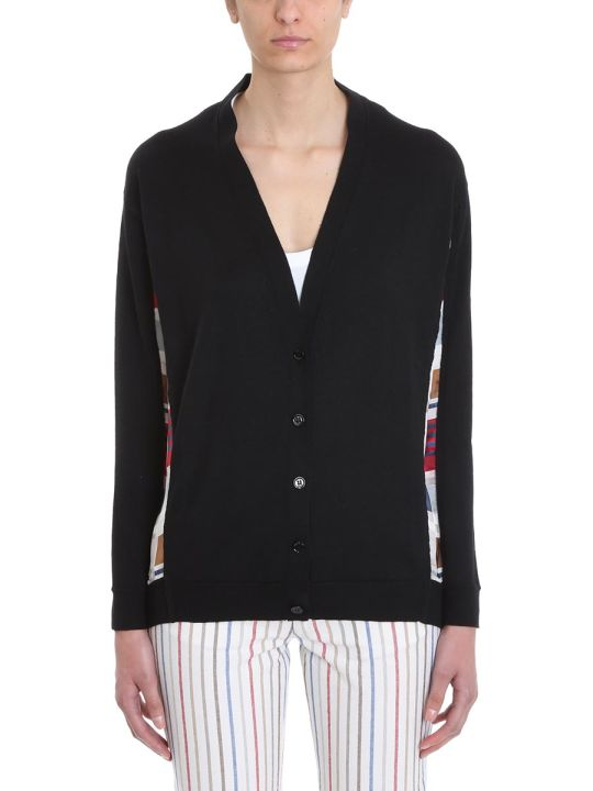 Sonia Rykiel Madras Patterned Cardigan